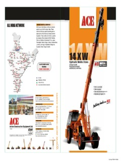 CraneMarket specifications Page 140