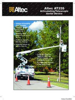 Truck Mounted Altec Specifications CraneMarket Page 2