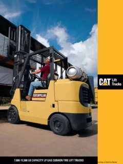 Caterpillar (CAT) Specifications CraneMarket