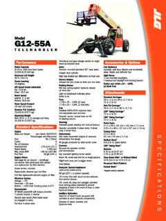 jlg g12-55a specifications