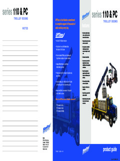 CraneMarket specifications Page 10
