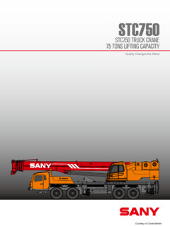 Sany Specifications CraneMarket Page 2