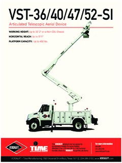 Versalift Bucket Truck Manual Best Image Of Truck Vrimage Co