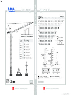 potain tower crane manual 428 f product user guide instruction u2022 rh testdpc co Terex Cranes Wind Chart 10417 Radiator Hoses for Terex Crane